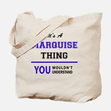 Funny Marquise Tote Bag