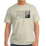 Ralph Waldo Emerson 13 Light T-Shirt