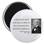 Ralph Waldo Emerson 13 Magnet