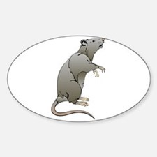 Cute Cartoon Mouse Decal