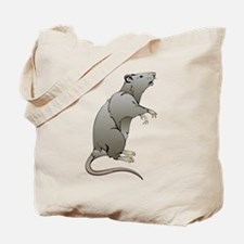 Cute Cartoon Mouse Tote Bag