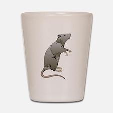 Cute Cartoon Mouse Shot Glass