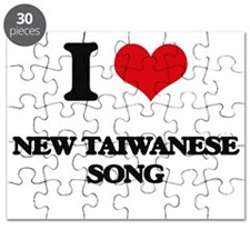 I Love NEW TAIWANESE SONG Puzzle