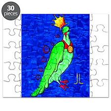 Cute Expressionist art Puzzle