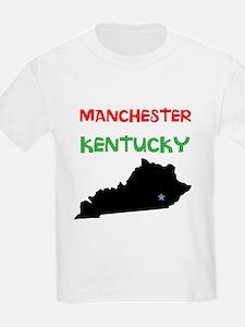 MANCHESTER KY T-Shirt