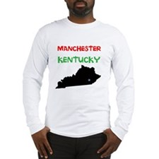 MANCHESTER KY Long Sleeve T-Shirt