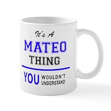 Unique Mateo Mug