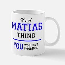 Funny Matias Mug