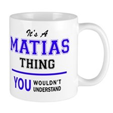 Unique Matias Mug
