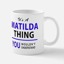 Cute Matilda Mug