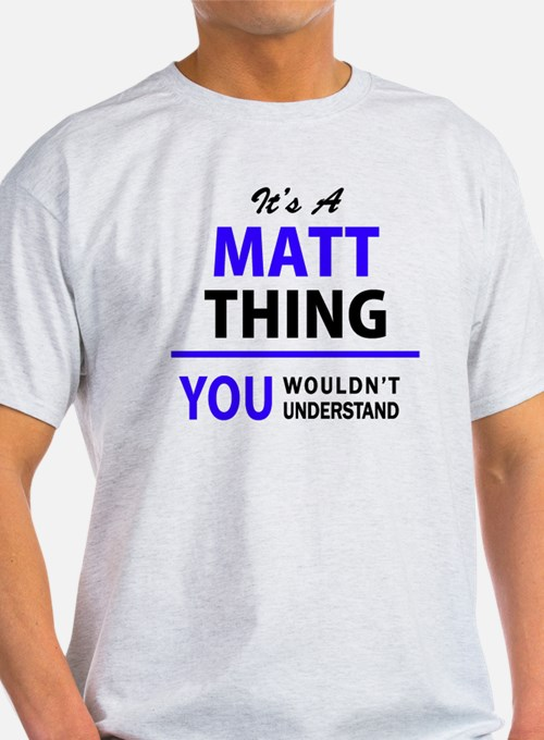 Cute Matt T-Shirt