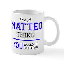 Cute Matteo Mug