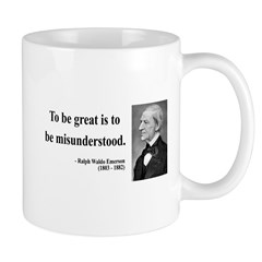 Ralph Waldo Emerson 14 Mug