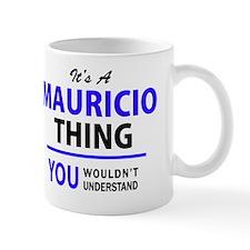 Unique Mauricio Mug