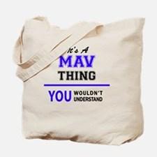 Cool Mavs Tote Bag