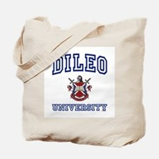 DILEO University Tote Bag