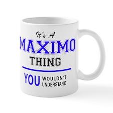 Cute Maximo Mug