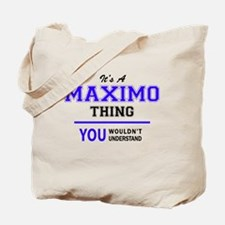Unique Maximo Tote Bag