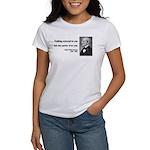 Ralph Waldo Emerson 15 Women's T-Shirt