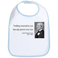 Ralph Waldo Emerson 15 Bib