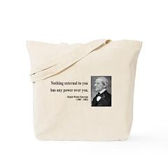 Ralph Waldo Emerson 15 Tote Bag