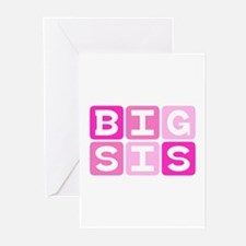 BIG SIS Greeting Cards (Pk of 10)