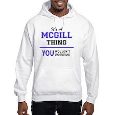 Cute Mcgill Hoodie