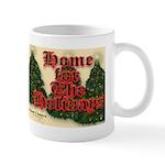 Home For The Holidays Mug