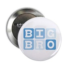 """BIG BRO 2.25"""" Button (100 pack)"""