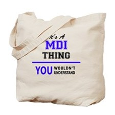Unique Mdi Tote Bag