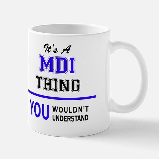 Cute Mdi Mug