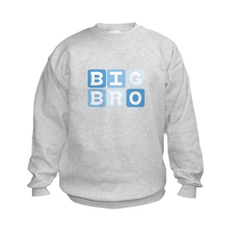 BIG BRO Kids Sweatshirt