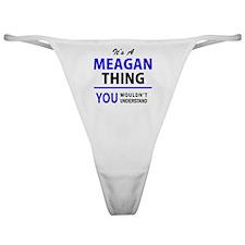 Cute Meagan Classic Thong