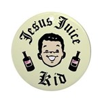 Jesus Juice Kid Ornament (Round)