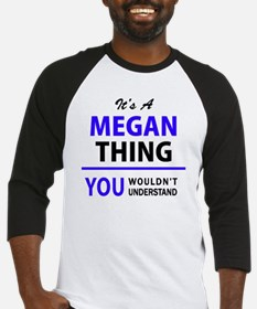 Unique Megan Baseball Jersey