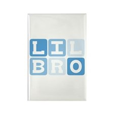 LIL BRO Rectangle Magnet