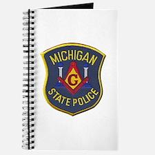 Michigan State Police Mason Journal