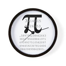 PI 2015 Wall Clock