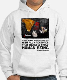 Unique Human being Hoodie