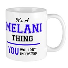 Unique Melany Mug