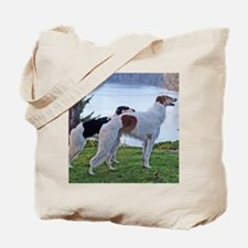 The Lake Borzoi Duo Tote Bag