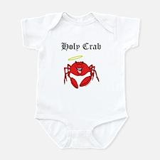 Holy Crab Infant Bodysuit