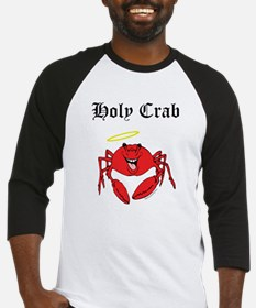 Holy Crab Baseball Jersey
