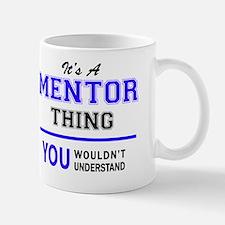 Cute Mentor Mug
