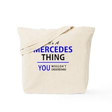 Cute Mercedes Tote Bag