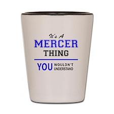 Cute Mercer Shot Glass
