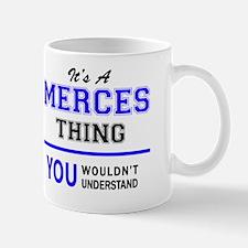 Unique Merced Mug