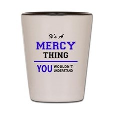 Unique Mercy Shot Glass