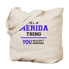 Cute Merida Tote Bag