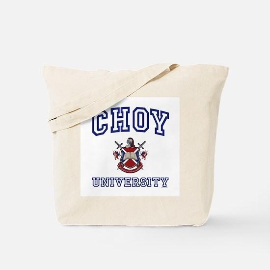 CHOY University Tote Bag